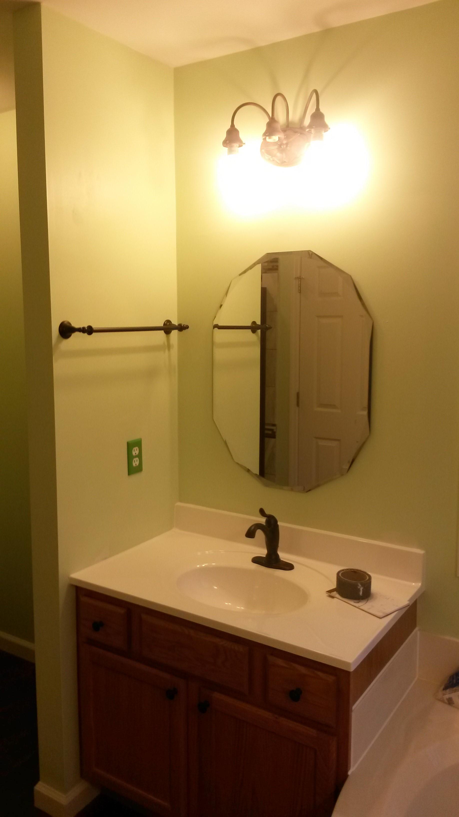 Bathroom Sink Turning Yellow bathrooms – mister fix-it