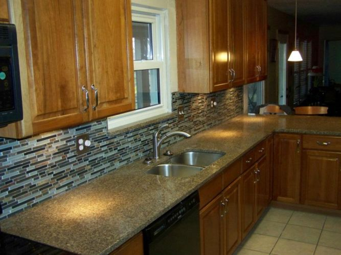 backsplash in kitchen St Peters MO
