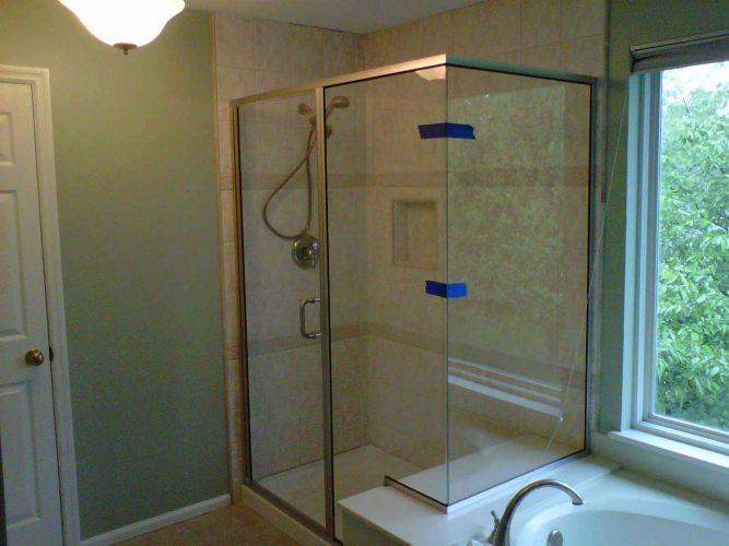 shower installation St Louis MO